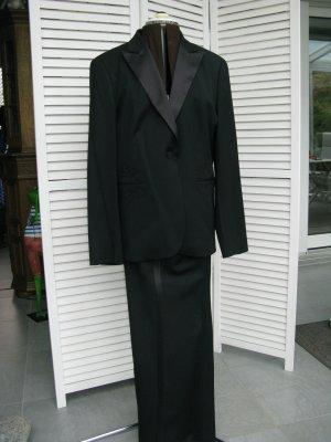 Escada Sport Trouser Suit black new wool