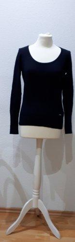 Eleganter dunkelblauer ESPRIT COLLECTION Pullover in Grösse M