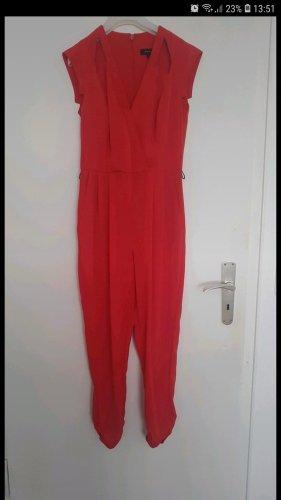 River Island Tailleur pantalone rosso