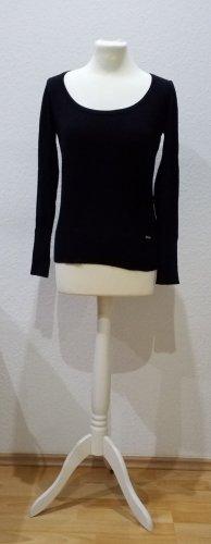Eleganter Esprit Pullover in Grösse S schwarz .