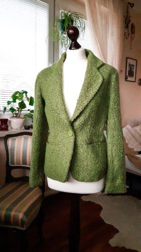eleganter grüner Blazer