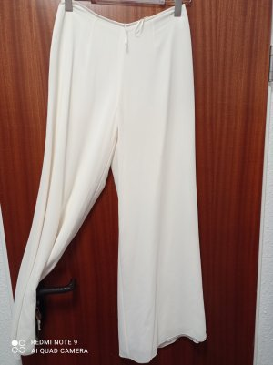 Falda pantalón blanco puro