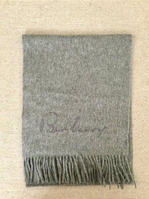Burberry Écharpe en cachemire gris clair cachemire