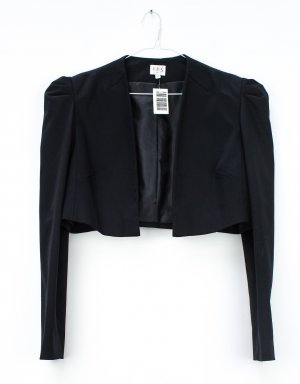 1.2.3 Paris Short Blazer black polyester