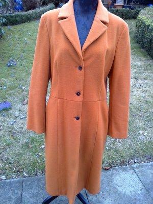 Brigitte von Boch Overgangsjas donker oranje