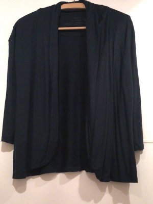 Opus Chaqueta tipo blusa petróleo poliamida