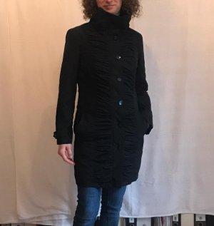 Ashley Brooke Between-Seasons-Coat dark blue