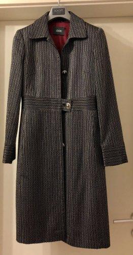 Joop! Manteau court argenté-noir