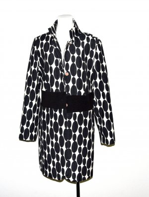 Selected Frock Coat black-natural white mixture fibre