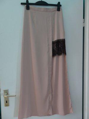 Miss Selfridge Maxi Skirt light pink