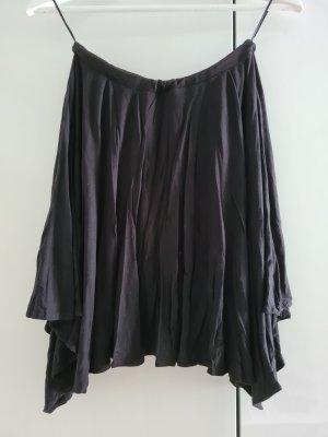 Mango Suit Spódnica midi czarny