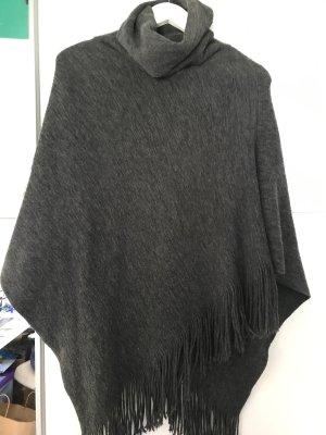Pieces Wool Jacket grey-dark grey