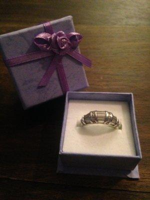 Eleganter Ring Silber