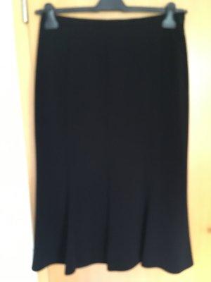 Gerry Weber Jupe à godet noir polyester