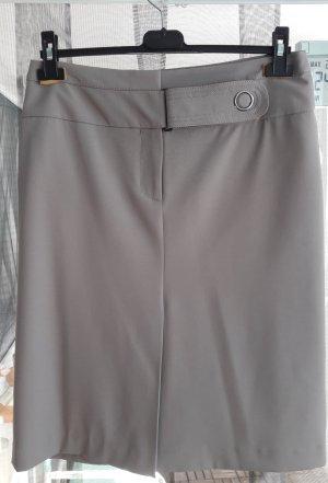 Bandolera Pencil Skirt beige