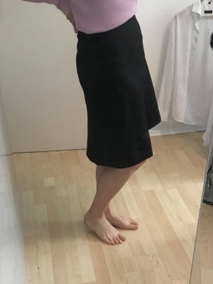 Dagmar Midi Skirt black