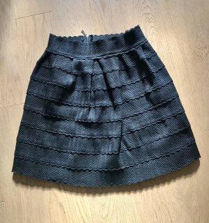 Amelie Reveur Falda globo negro
