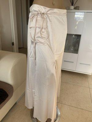 Zara Falda larga crema