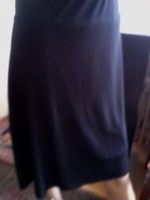 Tramontana High Waist Skirt black polyester
