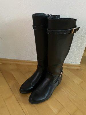 Graceland Riding Boots black