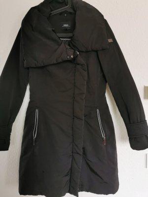 Mexx Płaszcz zimowy czarny