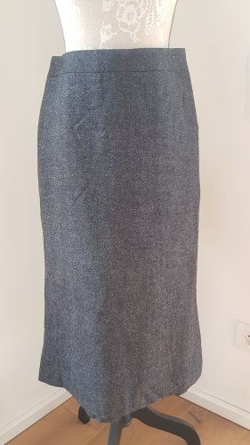 H&M Circle Skirt black-dark grey