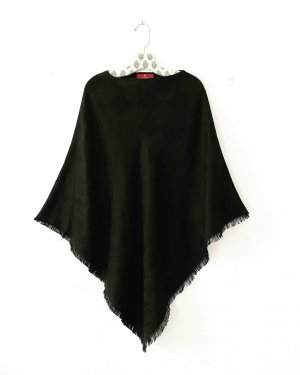 Aigner Bufanda de lana negro