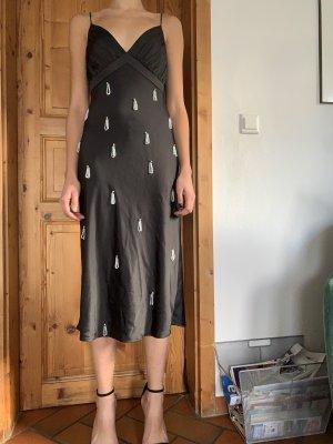 1.2.3 Paris Suknia wieczorowa czarny-biały
