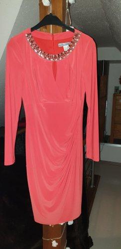 Ashley Brooke Robe de soirée rouge clair-rouge