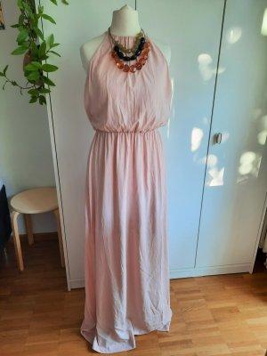 Elegantes Abendkleid in Rosè -NEU-