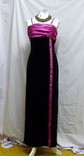 Elegantes Abendkleid v. Laura Scott Gr. 38