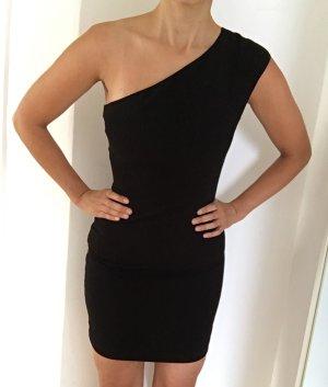 Elegantes asymmetrisches Kleid