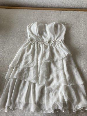 Tally Weijl Ball Dress white