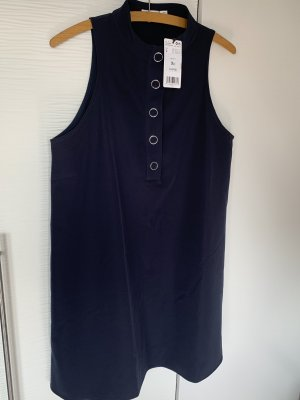 Elegantes Dunkelblaues/Marine Kleid