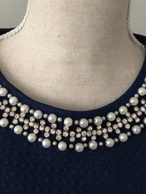 Adrienne Vittadini Sheath Dress dark blue
