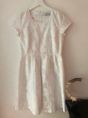 Elegantes, feminines Kleid aus schönem, leicht transparentem Stoff (gefüttert) - ideal für Sommerevents