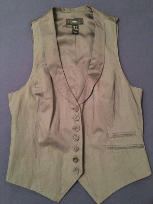 H&M Waistcoat multicolored