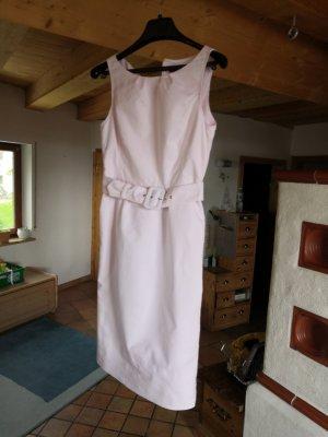 elegantes Hallhuber Kleid blassrose Gr 34