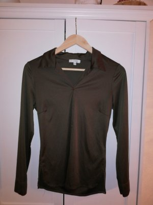 Kookai Koszula ciemnobrązowy