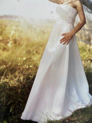 Elegantes Hochzeitskleid Gr 34/36 wie NEU