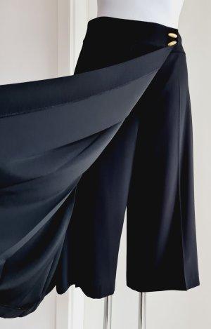 Zara Falda pantalón negro Poliéster