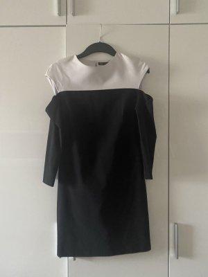 Zara Abito cut out nero-bianco