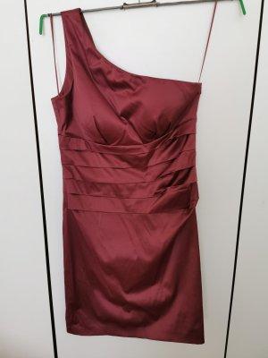 esprit collection Robe asymétrique vieux rose-rose