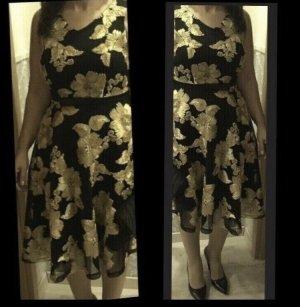 Amy Vermont Suknia wieczorowa czarny-złoto