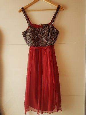 Babydoll Dress carmine
