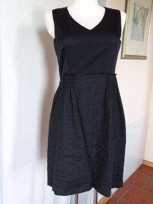 Elegantes Kleid - ELIE TAHARI - GR 40 -  SEIDE  -TOP ZUSTAND  schwarz