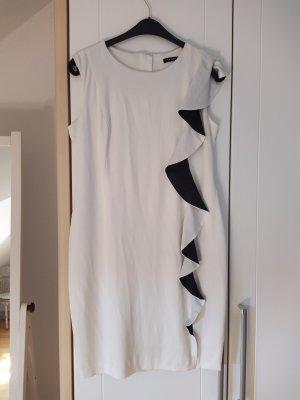 Elegantes Kleid Etuikleid mit Volants