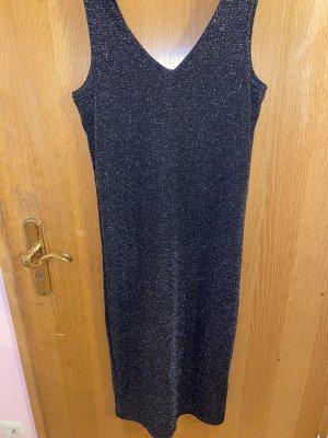 Elegantes Kleid für Damen in Silber/Grau/Schwarz |Reserved