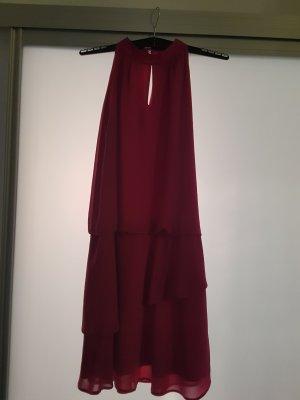 Comma Shortsleeve Dress pink
