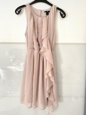 elegantes Kleid in rosé •gr. 36/38